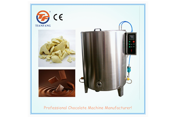 Cocoa Fat Melting Tank